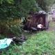 Wypadek na trasie do Burzenina